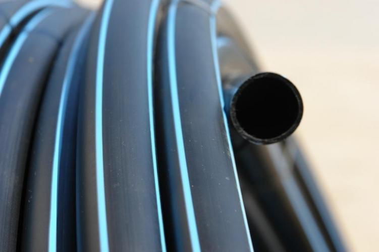 Трубы ПНД ПЭ80-100 для водопровода