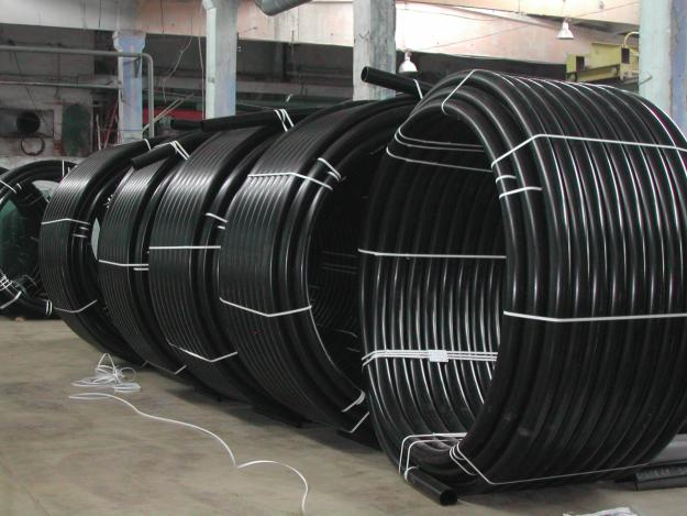 Технические трубы для защиты кабеля