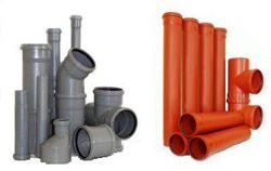 трубы ПВХ для канализации по низкой цене в Краснодаре