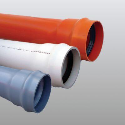 трубы PVC-U